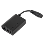 Picture of Laptop Travel Charger with USB Fast Charging Port