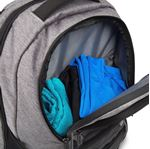"""Picture of 15.6"""" Fitness Backpack Black/Grey"""