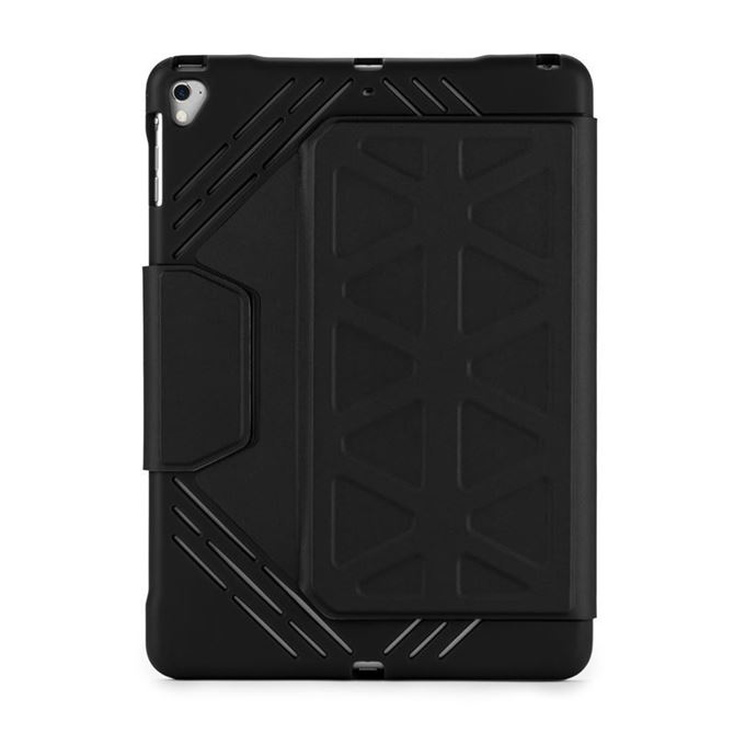 Picture of 3D Protection Case (Black) for iPad® (2017/2018), 9.7-inch iPad Pro™, iPad Air® 2, and iPad Air (Black)