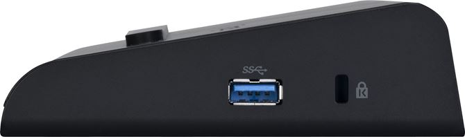 Picture of Universal USB 3.0 DV Docking Station with Power (Black)