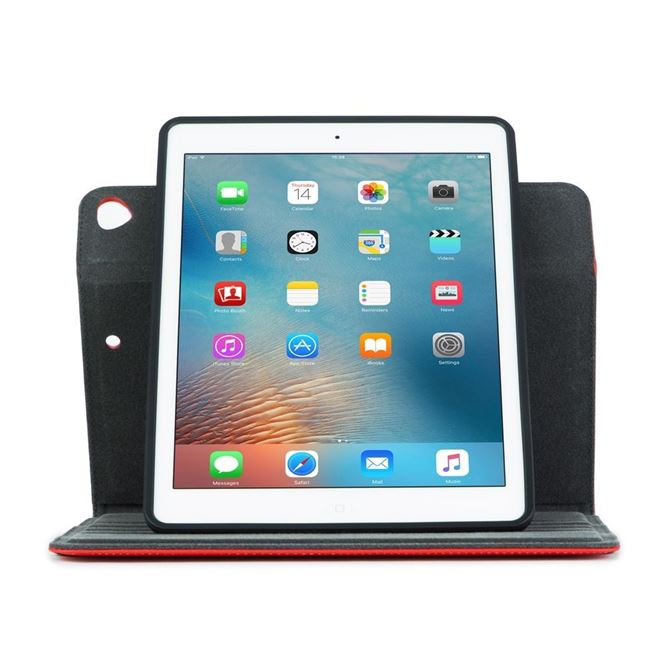 Picture of VersaVu® Classic Case (Red) for iPad® (2017/2018), 9.7-inch iPad Pro™, iPad Air® 2, and iPad Air (Red)
