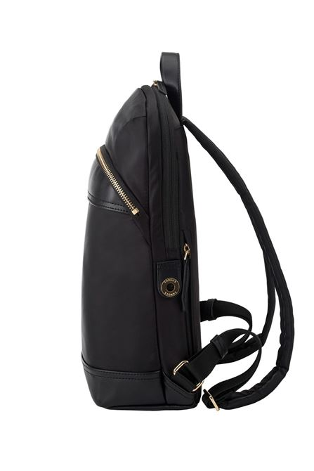 "Picture of 12"" Newport Mini Backpack (Black)"