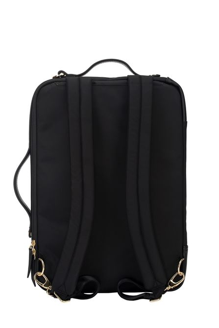 "Picture of 15"" Newport Convertible 3-in-1 Backpack (Black)"