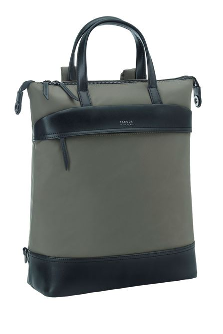 """Picture of 15"""" Newport Convertible 2-in-1 Backpack (Olive)"""