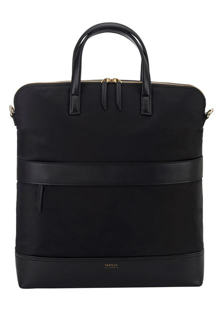 "Picture of 15"" Newport Convertible 2-in-1 Messenger (Black)"