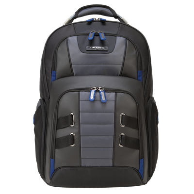 "15.6"" DrifterTrek™ Checkpoint-Friendly Backpack"