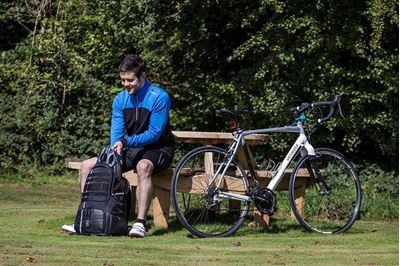 """Image sur Sac à dos Targus pourle cyclisme et ordinateur portable 15,6"""" - Noir"""