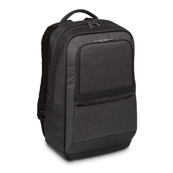 "Picture of 12.5-15.6"" CitySmart Multi-Fit Essential Backpack (Black)"