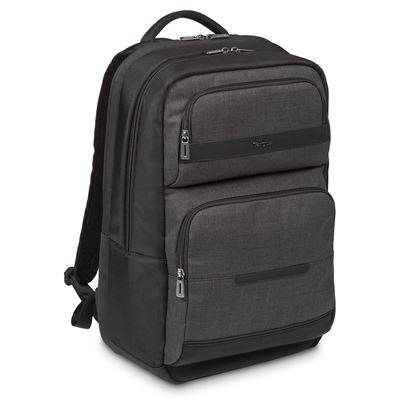 "Picture of 12.5-15.6"" CitySmart Multi-Fit Advanced Backpack (Black)"