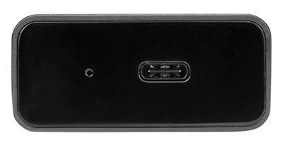 Bild von USB-C-Demultiplexer für DOCK180EUZ - Schwarz