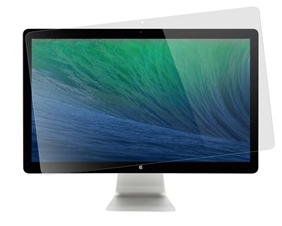 """Picture of 27"""" Apple Thunderbolt Display Privacy Screen (Clear)"""