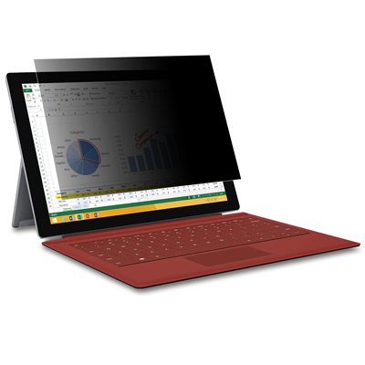 Picture of 4Vu™ Privacy Screen for Microsoft Surface™ 3 (Clear)