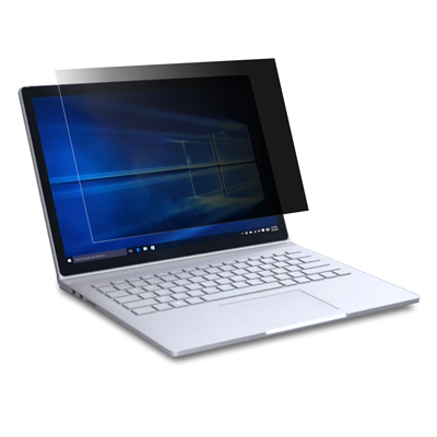 Picture of 4Vu™ Privacy Screen for Microsoft Surface™ Book and Surface™ Book 2, Landscape (Clear)