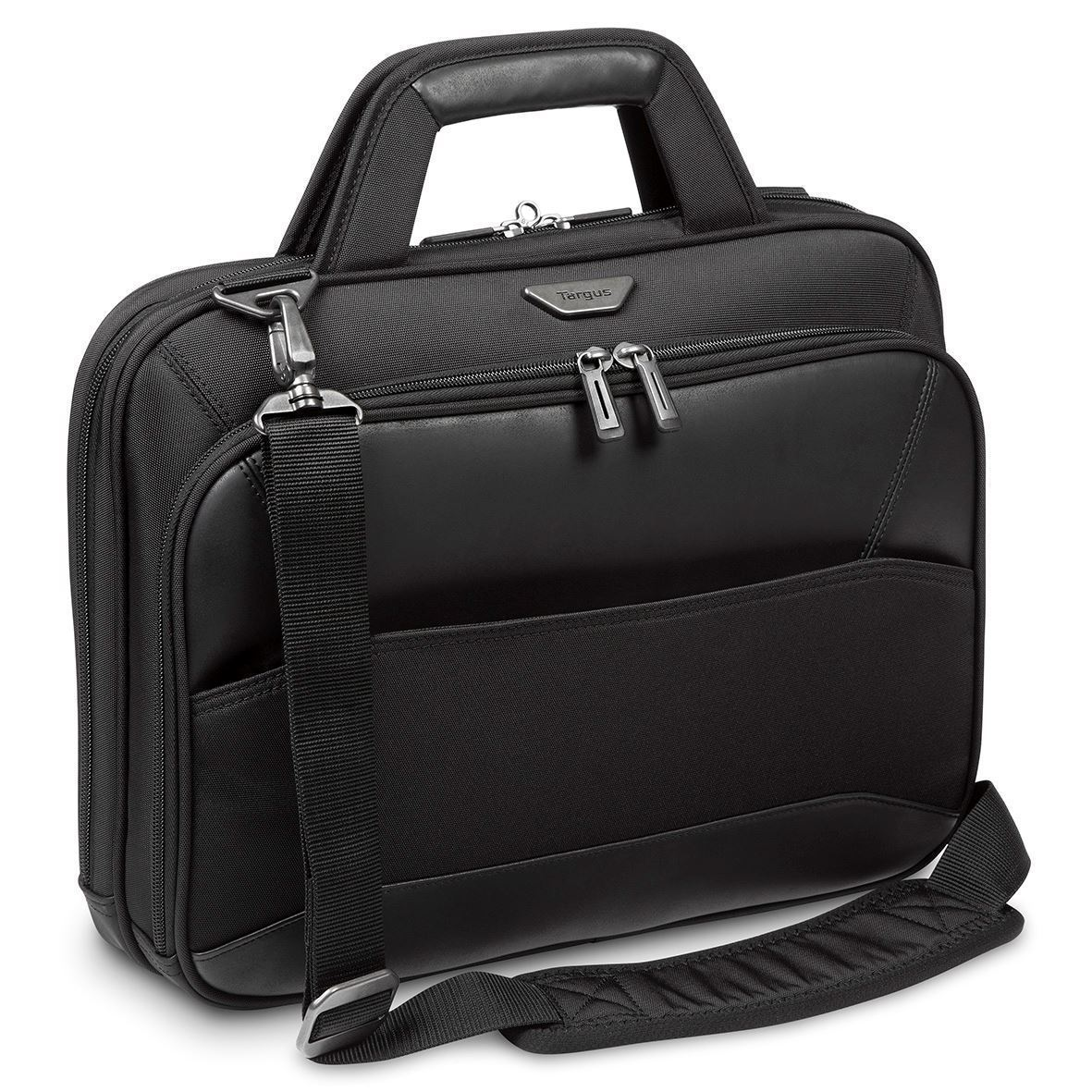 "Picture of Mobile VIP 12, 12.5, 13, 13.3, 14"" Topload Laptop Case - Black"