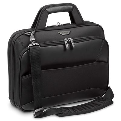 """Picture of Mobile VIP 12, 12.5, 13, 13.3, 14"""" Topload Laptop Case - Black"""