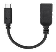 Picture of USB-C/M to USB 3.0 A/F Cable 0.15M