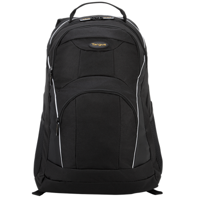 "Picture of 16"" Motor Laptop Backpack (Black)"