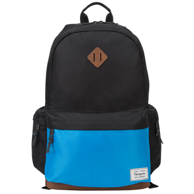 """Picture of 15.6"""" Strata II™ Backpack (Black/Blue)"""
