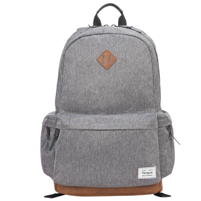 """Picture of 15.6"""" Strata II™ Backpack (Gray/Charcoal)"""