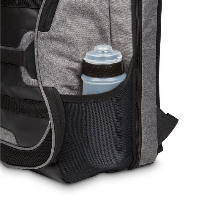 """Picture of 15.6"""" Stamina Fitness Backpack (Grey/Black)"""