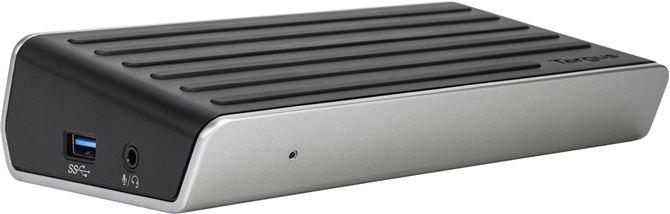 Picture of 2K Dual DisplayPort Universal Docking Station (Black)