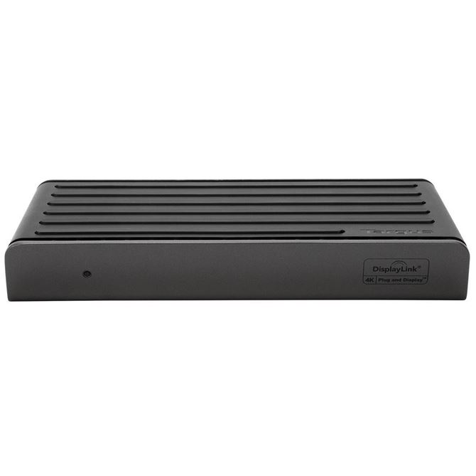 Picture of USB-C Universal DV4K Docking Station with Power (Black)