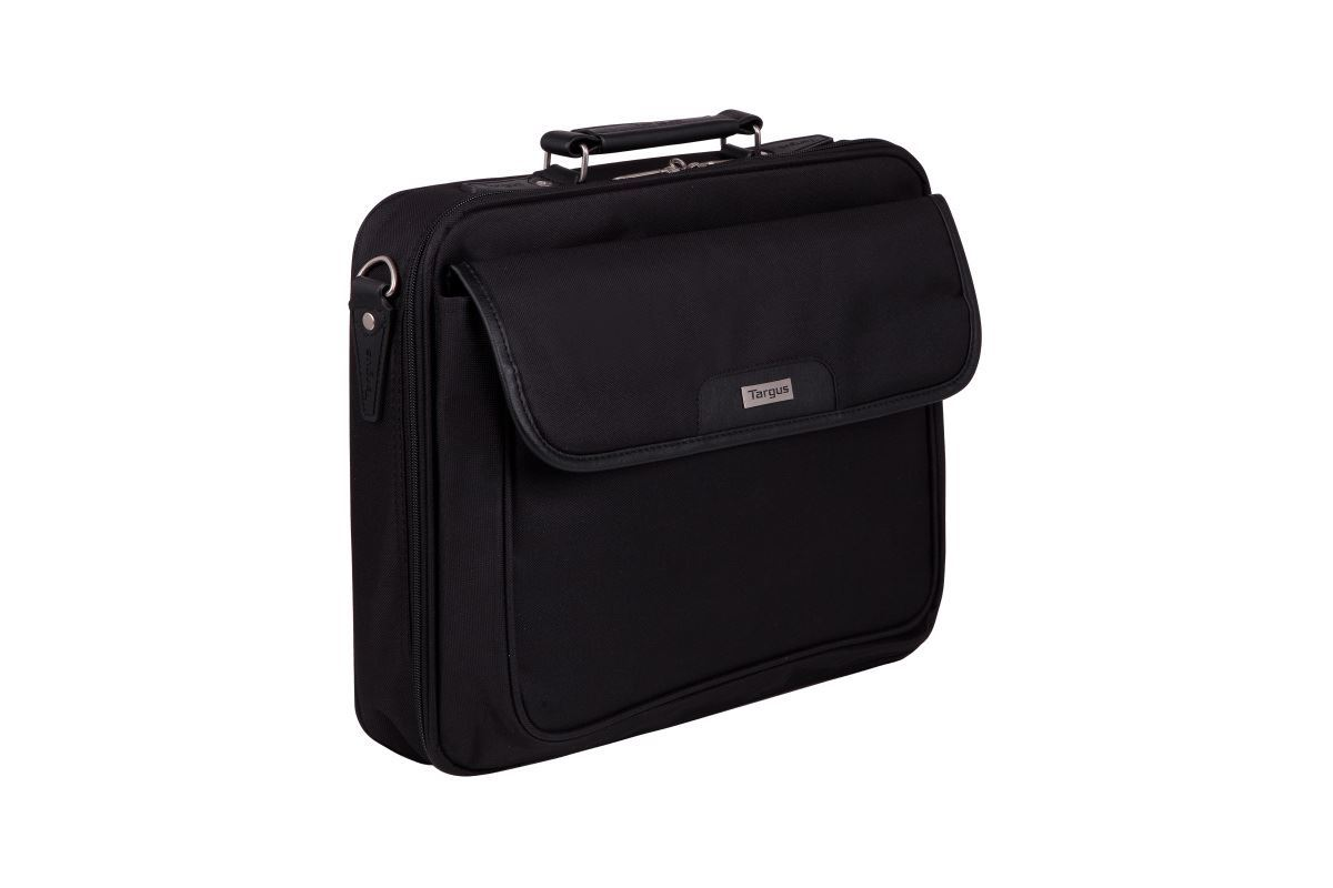 "Picture of Notepac 15-16"" Clamshell Case - Black"
