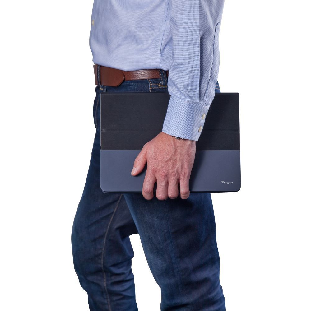 Picture of 9-10.1'' Fit-N-Grip II Rotating Universal Tablet Case - Black