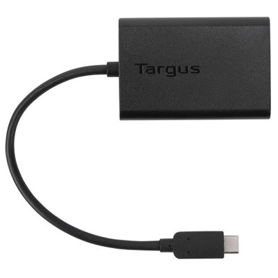 Picture of USB-C Multiplexer Adapter - Black