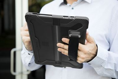 Picture of SafePort Rugged Case for Microsoft New Surface Pro 6, Pro (2017) & Pro 4
