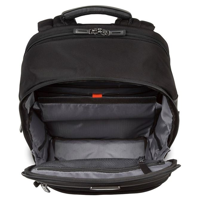 """Picture of 15.6"""" Mobile ViP Large Laptop Backpack (Black)"""