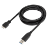 Picture of 1.8M USB-A Male to micro USB-B Male Cable