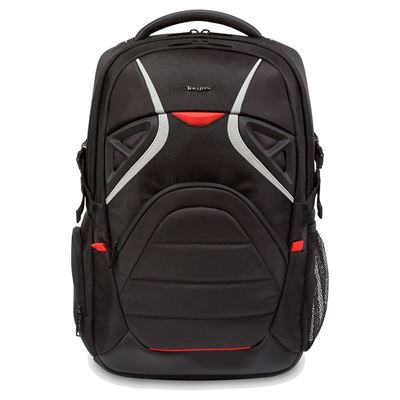 "Picture of 17.3"" Strike Gaming Backpack (Black)"