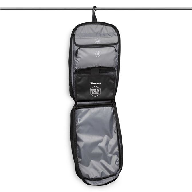 """Picture of 15.6"""" Work + Play Fitness Backpack (Black)"""