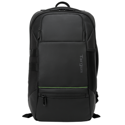 "Picture of 14"" Balance™ EcoSmart® Checkpoint-Friendly Backpack (Black)"