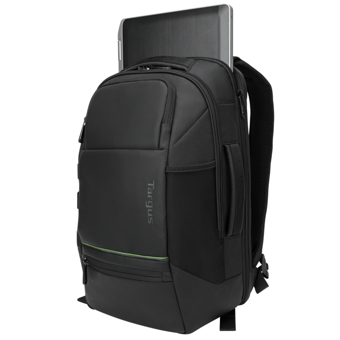 """Picture of 14"""" Balance™ EcoSmart® Checkpoint-Friendly Backpack (Black)"""