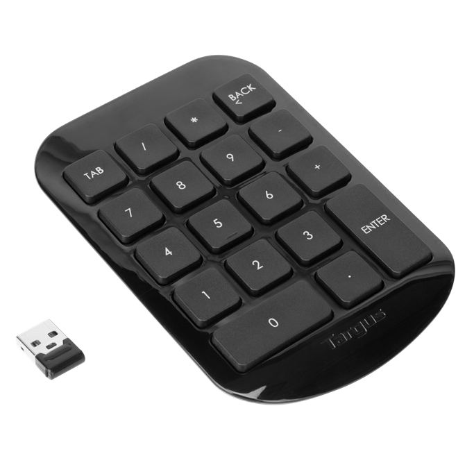 Wireless Numeric Keypad - AKP11US