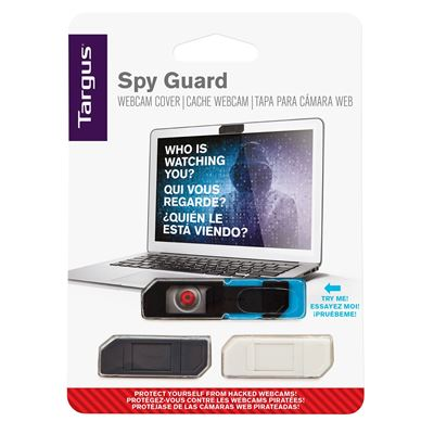 Picture of Spy Guard Webcam Cover – 3 Pack (Retail Only)