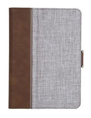 Picture of VersaVu® Signature 360° Rotating Case (Brown) for iPad (2017/2018), 9.7-inch iPad Pro™, iPad Air® 2, and iPad Air® (Brown)