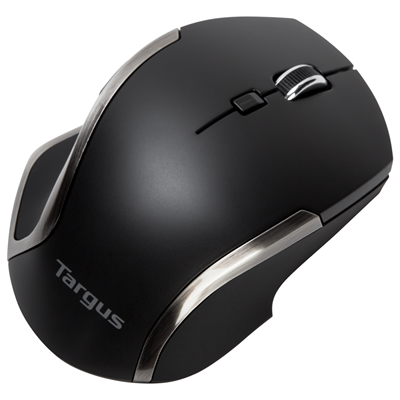 Picture of W574 Wireless 6-Key BlueTrace Mouse (Black)