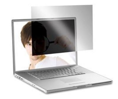 "Picture of 14"" Widescreen Laptop Privacy Screen (Clear)"