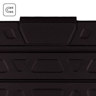 Bild von Pro-Tek universelle drehbare Tablet-Hülle, 7-8 Zoll - Schwarz