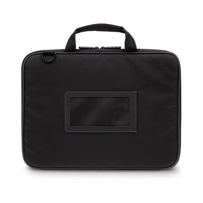 """Picture of Education Dome Protection 13.3"""" Work-in Clamshell Laptop Bag - Black/Grey"""