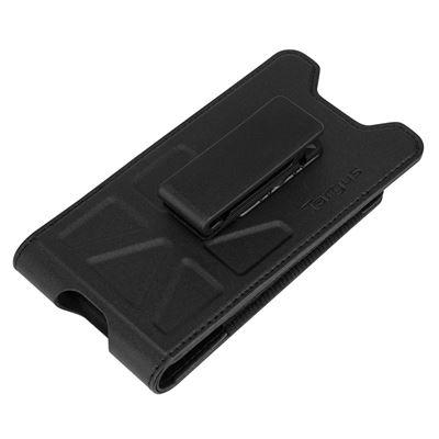 """Imagen de Soporte de transporte de pinza para teléfono de 4,7"""" para el cinturón universal todoterreno - Negro"""