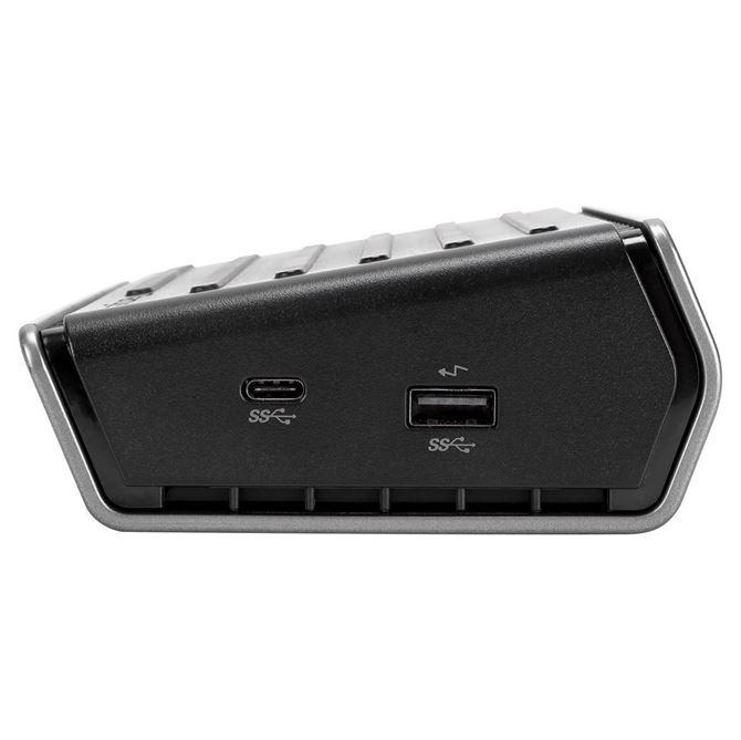USB-C ユニバーサル・ドッキングステーション (ブラック)の画像