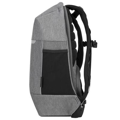 "Picture of CityLite Security Backpack best for work, commute or university, fits up to 15.6"" Laptop – Grey"