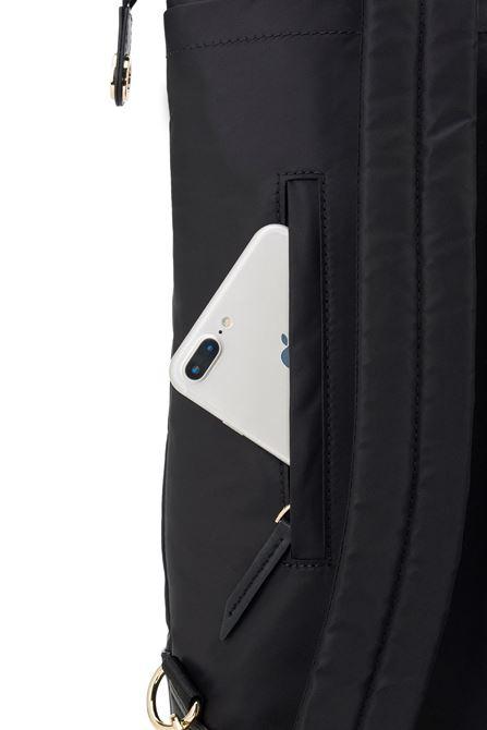 Targus®/ターガス コンバーチブル 2イン1 バックパック (黒) の画像