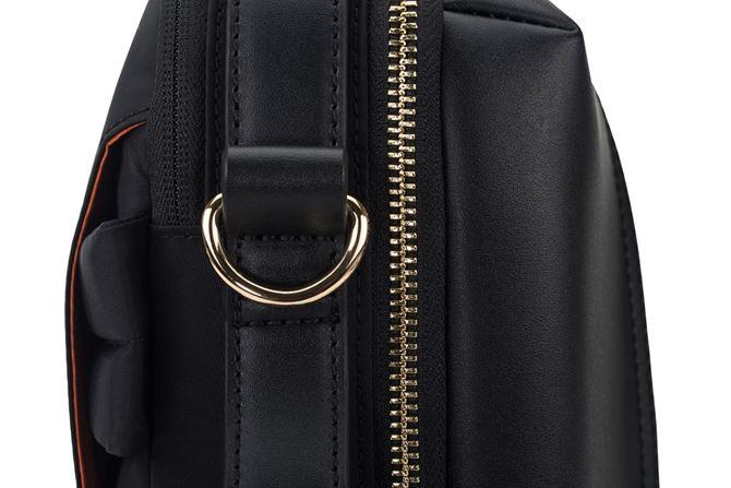 Targus®/ターガス ニューポート コンバーチブル 3イン1 バックパック  (黒)の画像