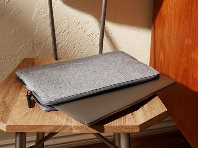 "Picture of CityLite Laptop Sleeve specifically designed to fit 13"" MacBook Pro – Grey"