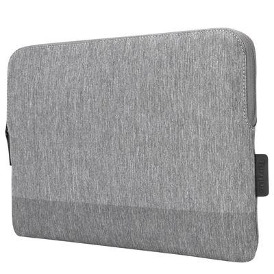 "Imagen de Funda para portátil CityLite de Targus especialmente diseñada para MacBook de 12"" – Gris"